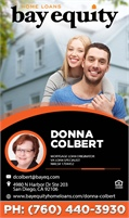 Bay Equity Home Loans - Donna Colbert