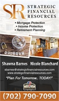 Strategic Financial Resources - Shawna Barnes