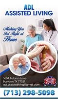 Adl Assisted Living Inc