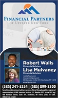 Financial Partners of Upstate New York - Robert Walls/Lisa Mulvaney