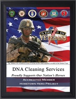 DNA Cleaning Services
