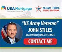 John Stiles Powered by USA Mortgage