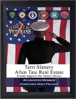 Allen Tate Real Estate - Terri Slattery