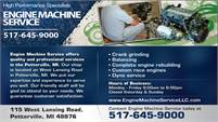 Engine Machine Service, LLC