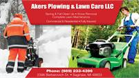 Akers Plowing & Lawn Care, LLC