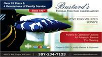Bustard's Funeral Directors & Cremation