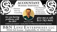 B & N Lenz Enterprises