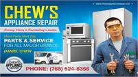 Chews Appliance Repair
