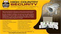 High Country Security