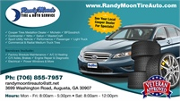 Randy Moons Tire & Auto Service