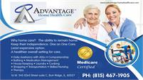 Advantage Home Health Care, Inc.