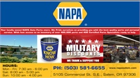 NAPA Auto Parts - Lawrences Auto Parts, Inc.