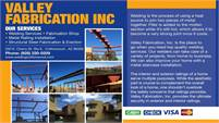 Valley Fabrication Inc
