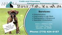 Cobb Emergency Vet Clinic