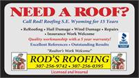 Rod's Roofing