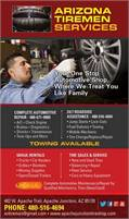 Arizona Tireman Service LLC