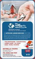 1st 2nd Mortgage Co Of NJ Inc