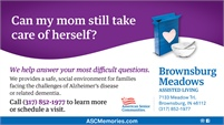 Brownsburg Meadows Assisted Living