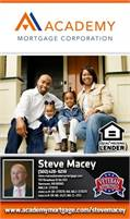 Academy Mortgage - Steve Macey