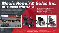 Medic Repair & Sales Inc