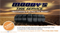 Moody's Tire Service