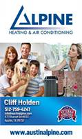Alpine Heating And Air Conditioning