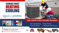 Service First Heating & Cooling