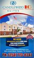 Candlewood Suites Temple - Medical Center