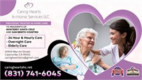 Caring Hearts In-Home Services, LLC