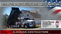 Elmer Tracey Hauling & Cleanup Services