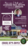Berkshire Hathaway HomeServices Real Estate Professionals - Jerry Glesmann