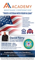 Academy Mortgage - Modesto • David Ferry