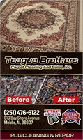Teague Brothers Carpet Cleaning And Sales Inc
