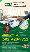 Commonwealth Capital Management - Lynore Yates