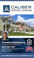 Caliber Home Loans - Timothy Goldsberry