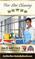 Five Star Cleaning Co Inc