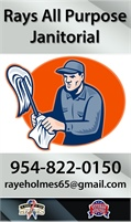 Rays All Purpose Janitorial
