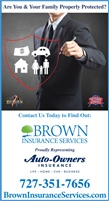 Brown Insurance Services - Crystal Callahan-Estes