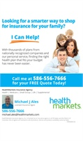 HealthMarkets Insurance Agency - Michael J Ales