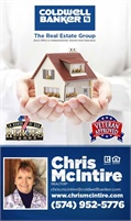 Coldwell Banker Roth Wehrly Graber - Chris McIntire