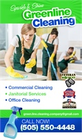 Greenline Cleaning