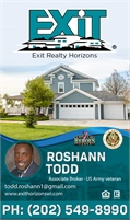 Exit Realty Horizons - Roshann Todd