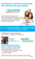 Healthmarkets Insurance - Gregory Lovejoy