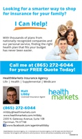 HealthMarkets Insurance - Matt Libby