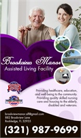 Brookview Manor Assisted Living Facility LLC