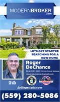 Modern Broker Inc - Roger DeChance