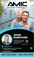 Advance Mortgage & Investment Company LLC - John Guenther