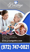 Prestige Health Services