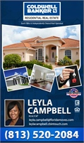 CB Residential Real Estate Florida - Leyla Campbell