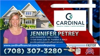 Cardinal Financial Company - Jennifer Petrey
